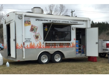 Calgary caterer Ernie's Mobile Whole Hog Barbecue and Catering Inc.