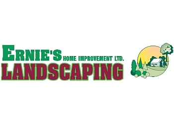 Saint John landscaping company Ernie's Landscaping Home Improvement Ltd.