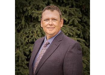Red Deer personal injury lawyer Eron Doyle