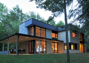 Sherbrooke residential architect Espace Vital Architecture