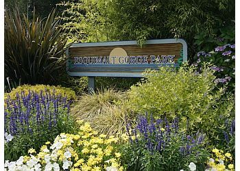 Victoria public park Esquimalt Gorge Park