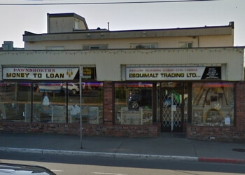 Victoria pawn shop Esquimalt Trading Ltd.