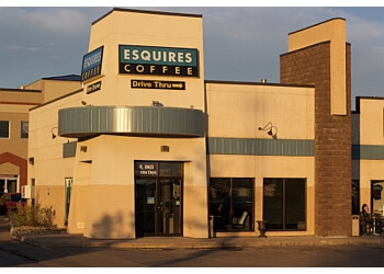 Grande Prairie cafe Esquires Coffeehouse