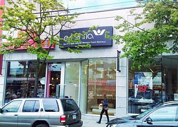 Vancouver mattress store Essentia