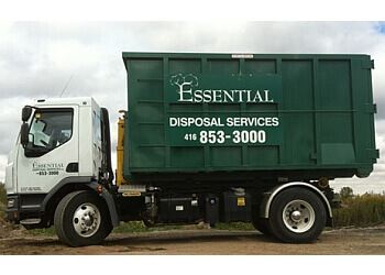 Orangeville junk removal Essential Disposal Service