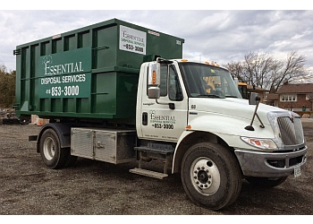 Toronto junk removal Essential Disposal Services
