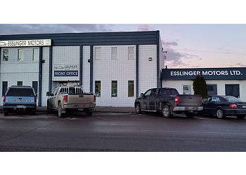 Prince George car repair shop Esslinger Motors Ltd.