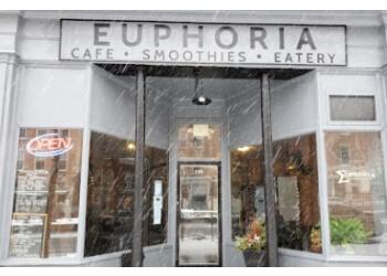 Orangeville juice bar Euphoria Smoothies