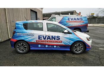 Niagara Falls hvac service Evans Heating & Cooling