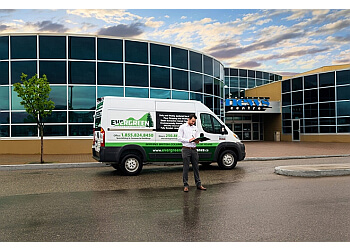 Kelowna commercial cleaning service Evergreen Building Maintenance Inc