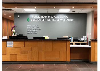Coquitlam naturopathy clinic Evergreen Rehab & Wellness - Coquitlam