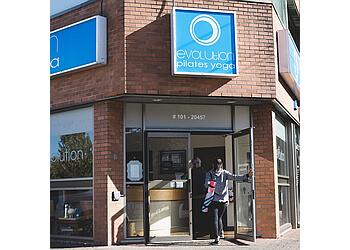 Langley yoga studio Evolution Pilates & Yoga Studio's Ltd.