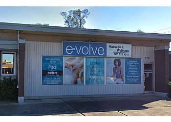 Hamilton massage therapy Evolve Massage & Wellness