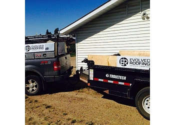 Saskatoon roofing contractor Evolved Roofing, Inc.