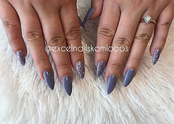 Kamloops nail salon Excel Nails