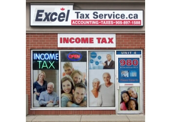 Mississauga tax service Excel Tax Service
