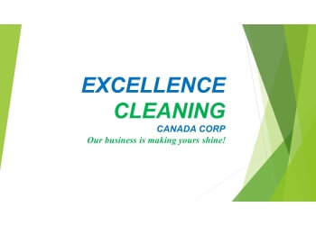 Barrie commercial cleaning service Excellence Cleaning Canada Corp