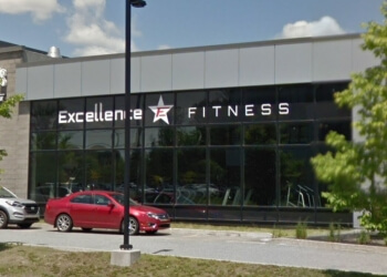 Sherbrooke gym Excellence Fitness