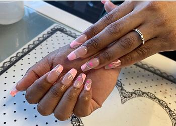 Brampton nail salon Exclusive Nails & Spa
