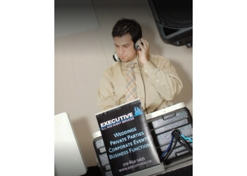 London dj Executive DJ and Event Services