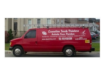 Toronto painter Executive Touch Painters, ltd.