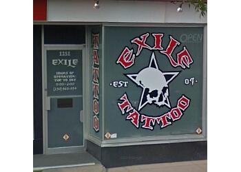 Prince George tattoo shop Exile Tattoo