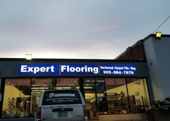 Richmond Hill flooring company Expert Flooring
