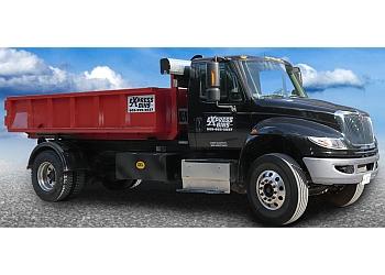 Newmarket junk removal Express Bins