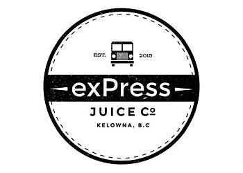 Kelowna juice bar Express Juice Co.