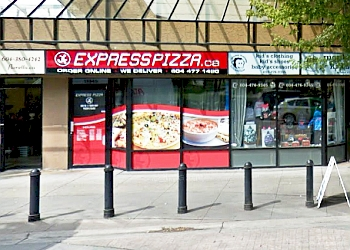 Maple Ridge pizza place Express Pizza
