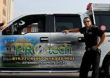 Gatineau pest control Extermination Pro-Tech