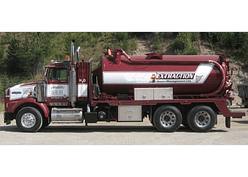 Prince George septic tank service Extraction Waste Management Ltd.