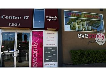 Calgary optician Eye Candy Optical