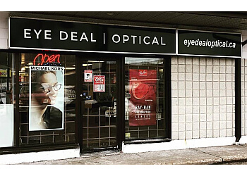 Sault Ste Marie optician Eye Deal Optical