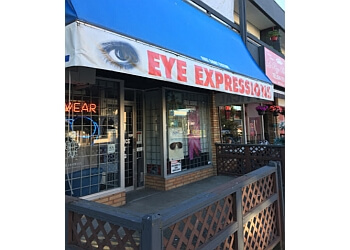 New Westminster optician Eye Expressions