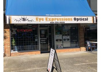 New Westminster optician Eye Expressions Optical