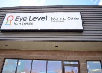 Sudbury tutoring center Eye Level