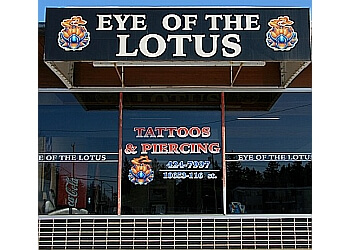 Edmonton tattoo shop Eye of The Lotus