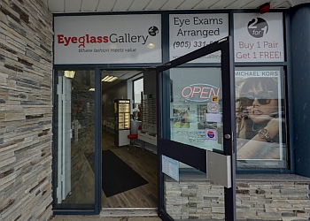 Burlington optician Eyeglass Gallery