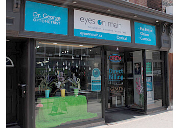 North Bay optician Eyes On Main
