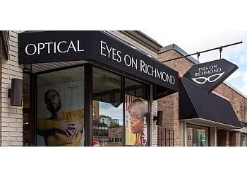 London optician Eyes On Richmond
