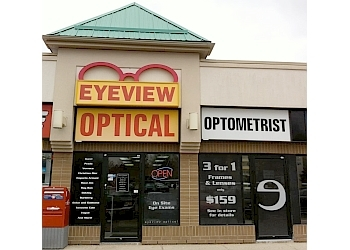 Kitchener optician Eyeview Optical