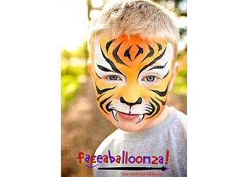 Coquitlam face painting FACEABALLOONZA!