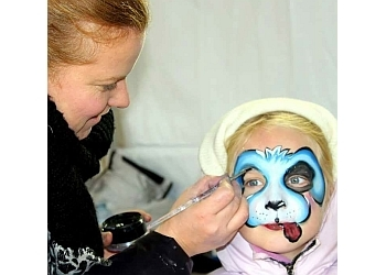Burlington face painting FACE THE ART ENTERTAINMENT