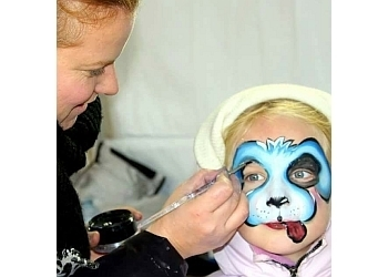 Whitby face painting FACE THE ART ENTERTAINMENT