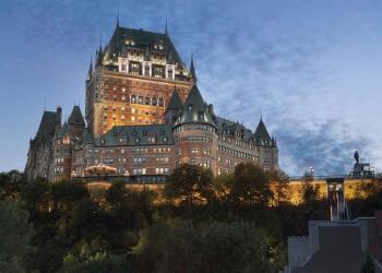 Quebec hotel FAIRMONT LE CHÂTEAU FRONTENAC