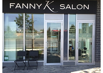 Richmond Hill hair salon FANNY K. SALON