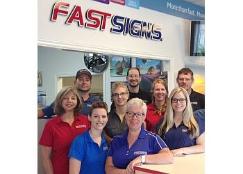 London sign company FASTSIGNS