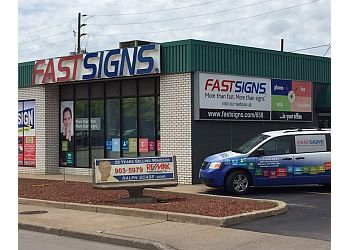 Windsor sign company FASTSIGNS