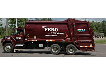 Moncton junk removal FERO WASTE & RECYCLING INC.